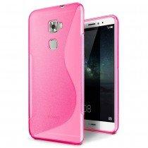 Hoesje Huawei Mate S TPU case roze