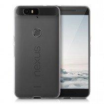 Hoesje Huawei Nexus 6P bumper - 0,3mm - doorzichtig