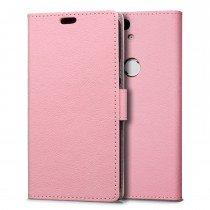 Hoesje Huawei Nexus 6P flip wallet roze