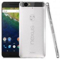Hoesje Huawei Nexus 6P hard case transparant