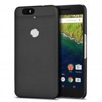 Hoesje Huawei Nexus 6P hard case zwart