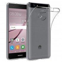 Hoesje Huawei Nova flexi bumper - 0,3mm - doorzichtig