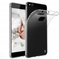 Hoesje Huawei P10 Lite Flexi bumper - 0,3mm - doorzichtig