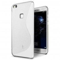 Hoesje Huawei P10 Lite TPU case transparant
