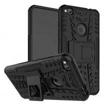 Hoesje Huawei P10 Plus ballistic case zwart