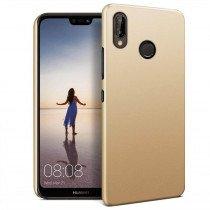 Hard case Huawei P20 Lite goud