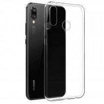 Hoesje Huawei P20 Lite hard case transparant