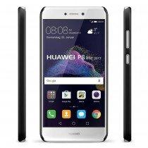 Hoesje Huawei P8 Lite (2017) hard case zwart