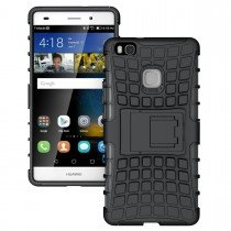 Hoesje Huawei P9 Lite ballistic case zwart