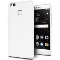 Hoesje Huawei P9 Lite hard case wit