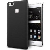 Hoesje Huawei P9 Lite hard case zwart