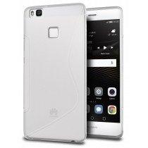 Hoesje Huawei P9 Lite TPU case transparant
