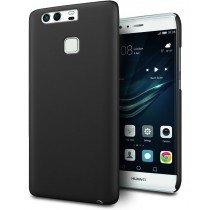Hoesje Huawei P9 Plus hard case zwart