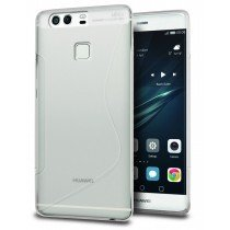 Hoesje Huawei P9 Plus TPU case transparant