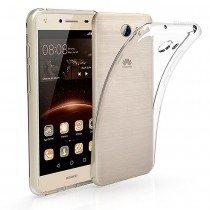 Hoesje Huawei Y5 II / Y5 2 bumper - 0,3mm - doorzichtig