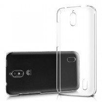 Hoesje Huawei Y625 hard case transparant