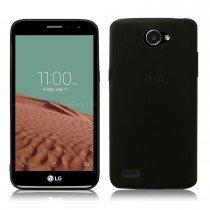 Hoesje LG Bello 2 hard case zwart