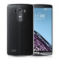Hoesje LG G4 hard case transparant