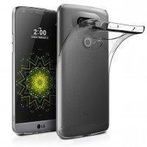Hoesje LG G5 bumper - 0,3mm - doorzichtig