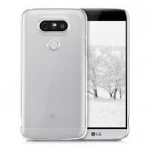 Hoesje LG G5 hard case transparant