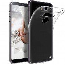 Hoesje LG G6 Flexi bumper - 0,3mm - doorzichtig