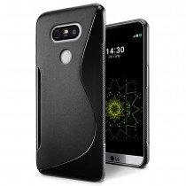 Hoesje LG G6 TPU case zwart
