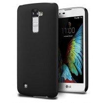 Hoesje LG K10 hard case zwart