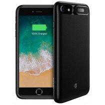 Hoesje met ingebouwde batterij iPhone 6/7/8 - 3000mAh