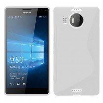 Hoesje Microsoft Lumia 950 XL TPU case transparant