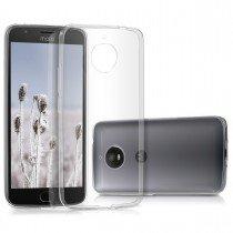 Hoesje Motorola Moto E4 Plus hard case transparant