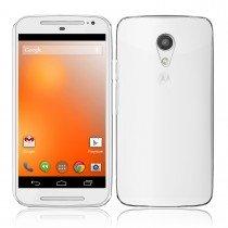 Hoesje Motorola Moto G 4G (2015) hard case transparant