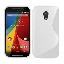 Hoesje Motorola Moto G 4G (2015) TPU case transparant