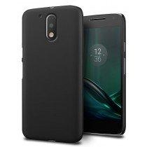 Hoesje Motorola Moto G4 Play hard case zwart