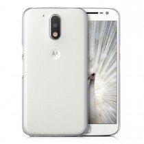 Hoesje Motorola Moto G4 Plus hard case transparant