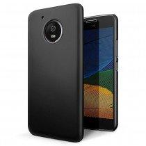 Hoesje Motorola Moto G5 Plus hard case zwart