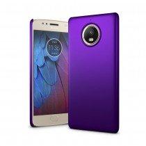 Hoesje Motorola Moto G5s hard case paars