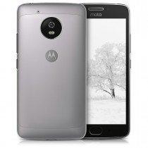 Hoesje Motorola Moto G5s hard case transparant