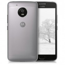 Hoesje Motorola Moto G5s Plus hard case transparant