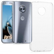Hoesje Motorola Moto X4 hard case transparant