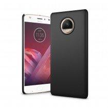 Hoesje Motorola Moto Z2 Play hard case zwart