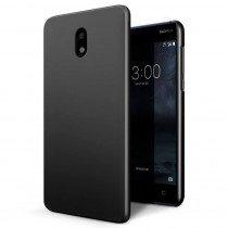 Hoesje Nokia 3 hard case zwart