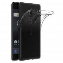 Hoesje Nokia 5 Flexi bumper - 0,3mm - doorzichtig