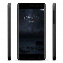 Hoesje Nokia 6 hard case zwart