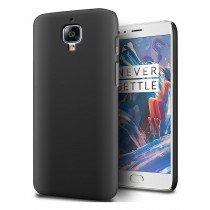 Hoesje OnePlus 3 hard case zwart