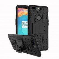 Hoesje OnePlus 5T ballistic case zwart