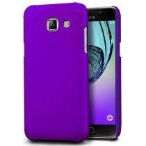 Hoesje Samsung Galaxy A3 2016 hard case paars