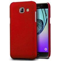 Hoesje Samsung Galaxy A3 2016 hard case rood
