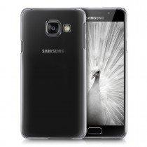 Hoesje Samsung Galaxy A3 2016 hard case transparant