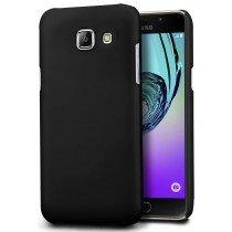 Hoesje Samsung Galaxy A3 2016 hard case zwart