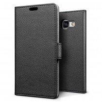 Hoesje Samsung Galaxy A3 2017 flip wallet zwart
